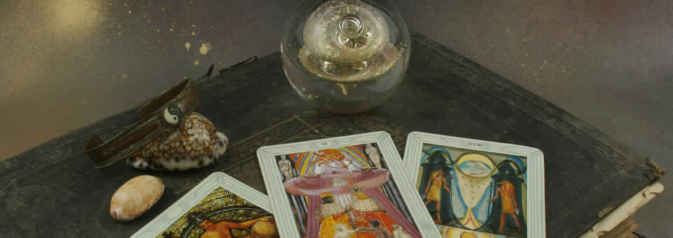 Tarot – Vrste tarota
