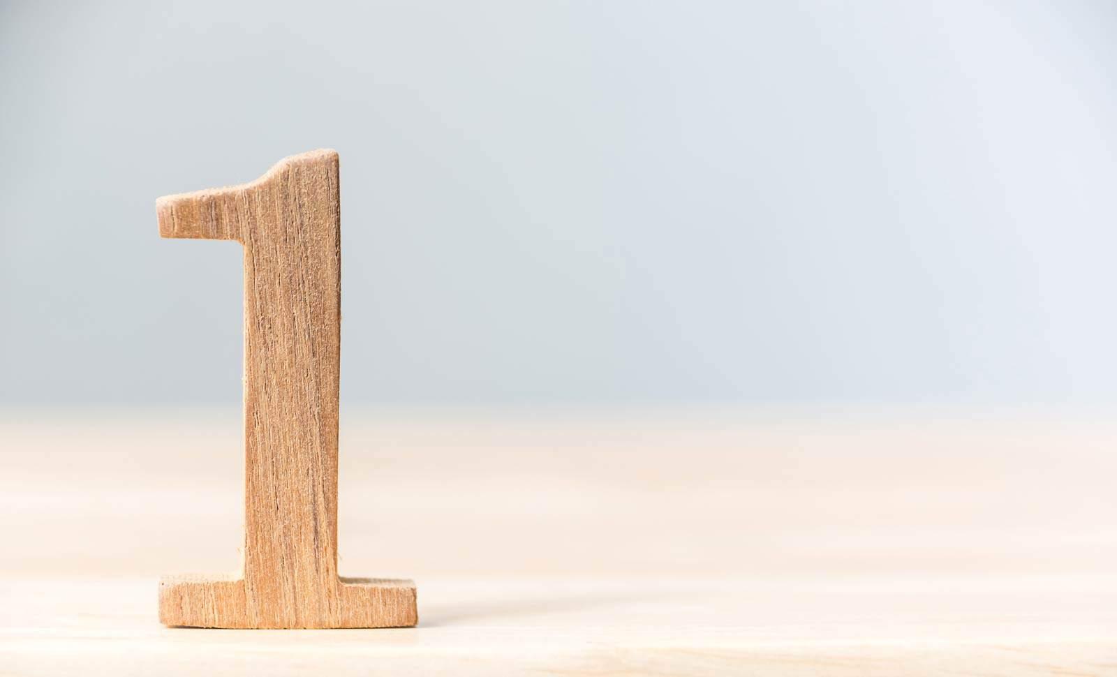 Numerologija - osobine broja 1
