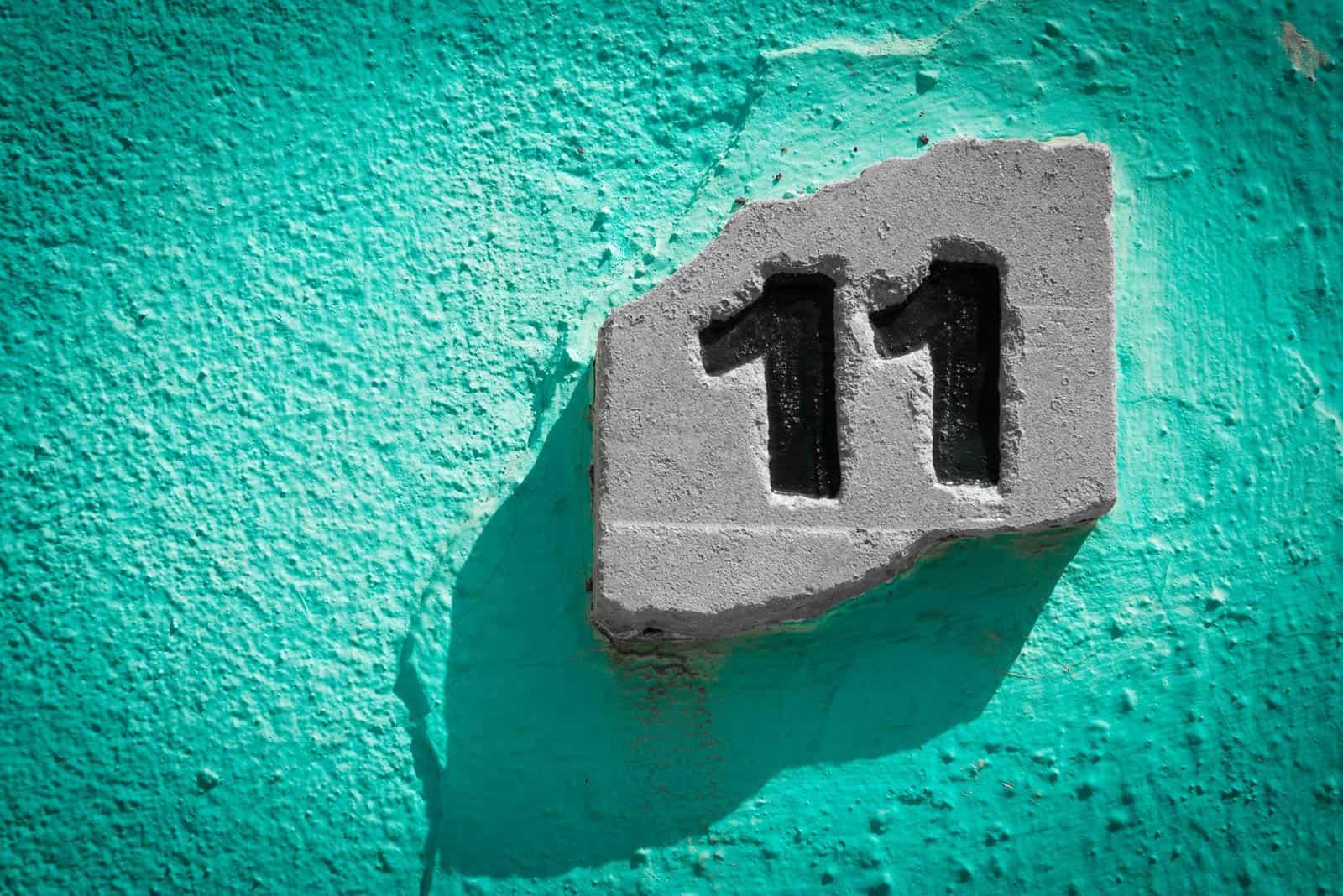 Numerologija - osobine broja 11