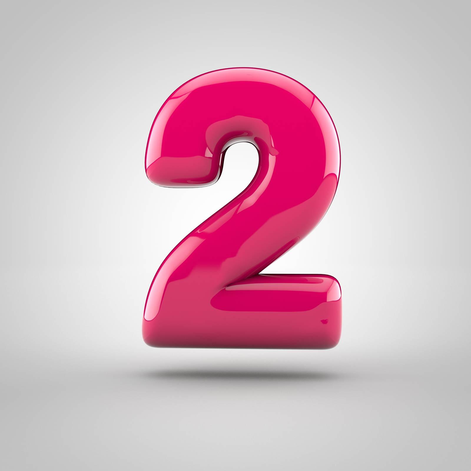 Numerologija - osobine broja 2