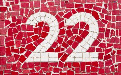 Numerologija – osobine broja 22