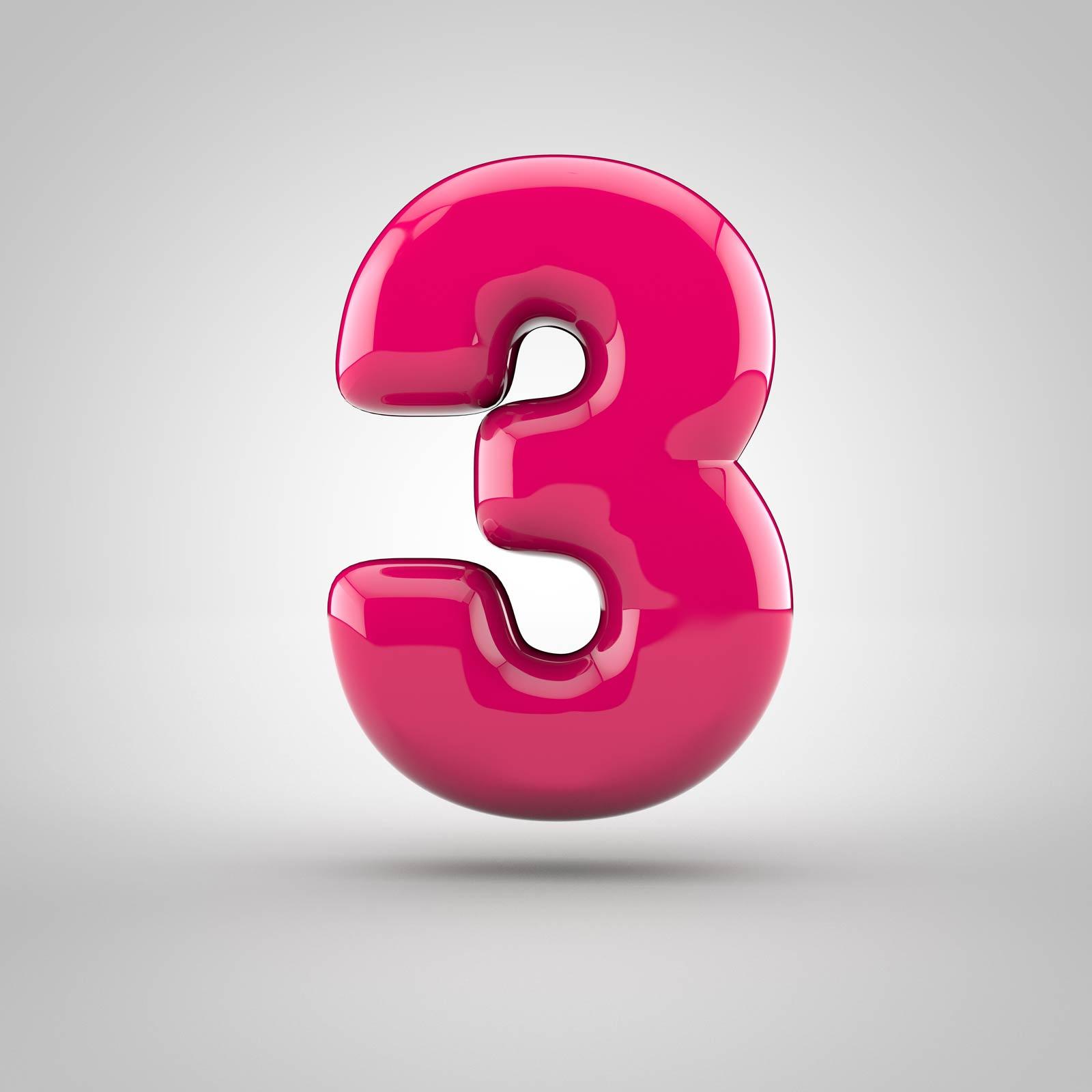 Numerologija - osobine broja 3