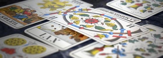 Metode (postave) otvaranja tarot karata