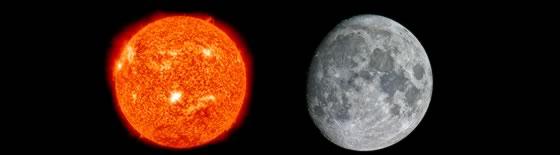 Astrologija - planeti Sunce i Mjesec