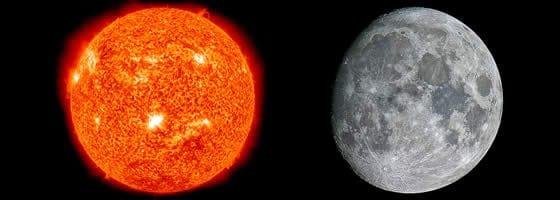 Astrologija - Sunce i Mjesec