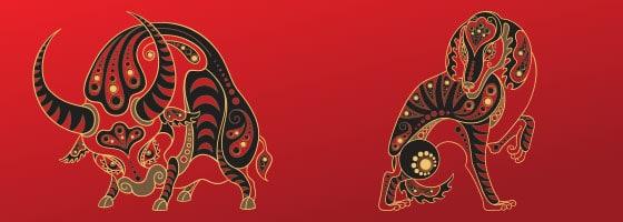 Kineski horoskop - Bik i Pas