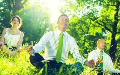 Meditacija smirivanja uma
