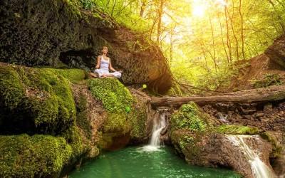 Meditacija moći