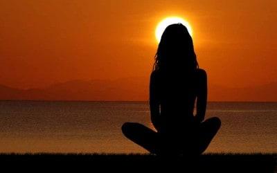 Meditacija u ležećem položaju