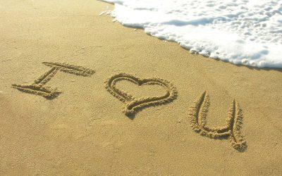 Snaga riječi – Volim te