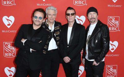 Gasi li se grupa U2