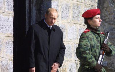 Križ Vladimira Putina